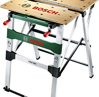 Bosch DIY PWB 600 Arbeitstisch