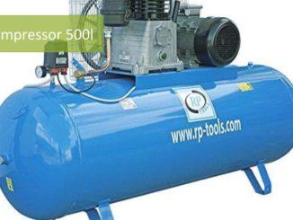 Kompressor 500l | Quelle: rp-tools.com