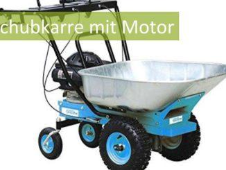 Motorschubkarre - Schubkarre mit Motor von Güde