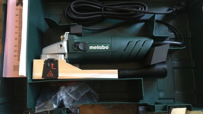 Metabo LF 724 S mit Koffer