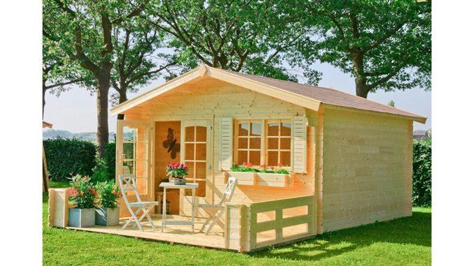 Wir Planen Ein Gartenhaus Einfuhrungen In Den Themenbereich