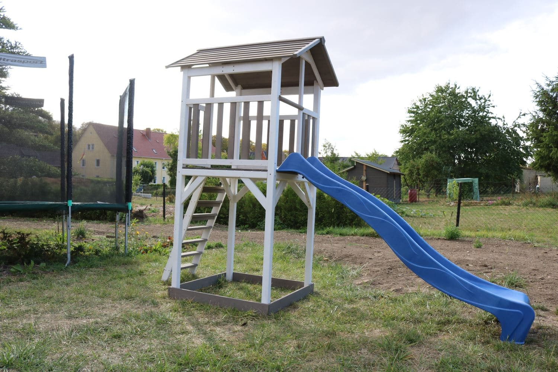 Klettergerüst Aufbauen : Einen spielturm aufbauen verband wohneigentum e v