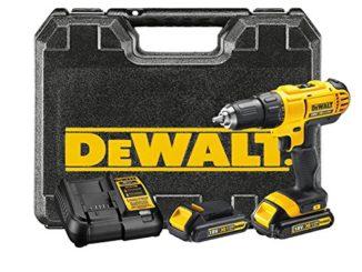 DeWalt DCD771C2 Akkuschrauber