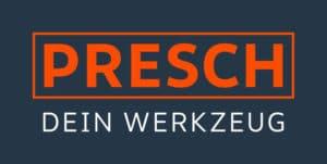 Presch Werkzeuge Logo
