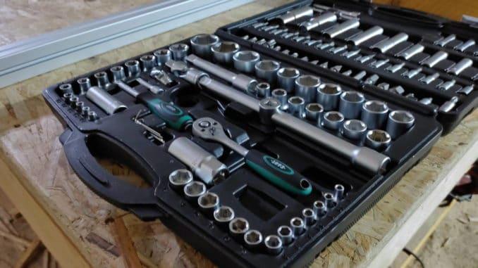 Wiesemann 1893 Werkzeug - Steckschlüsselsatz