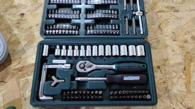 Brüder Mannesmann Werkzeugkoffer für unter 20€