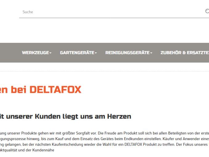 Deltafox Interview